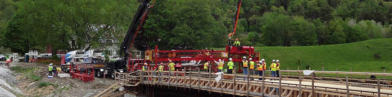 Bridge Replacement & Repair